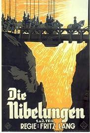 Die Nibelungen: Kriemhilds Rache Poster