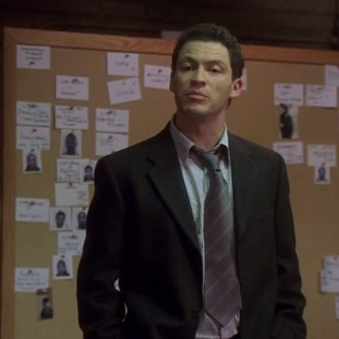 Dominic West in The Wire (2002)