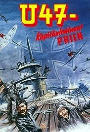 U47 - Kapitänleutnant Prien Poster
