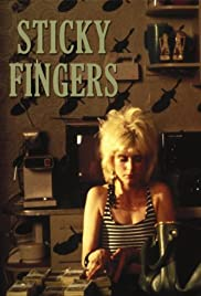 Sticky Fingers (1988) Poster - Movie Forum, Cast, Reviews
