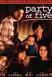 Party of Five Poster - TV Show Forum, Cast, Reviews