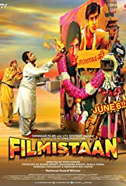 Filmistaan (2012) Poster - Movie Forum, Cast, Reviews