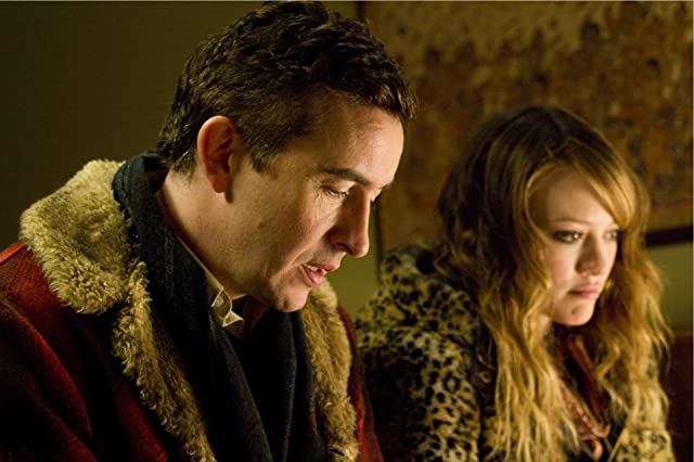 Steve Coogan and Hilary Duff in What Goes Up (2009)