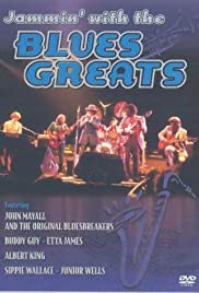 Jammin' with the Blues Greats Poster