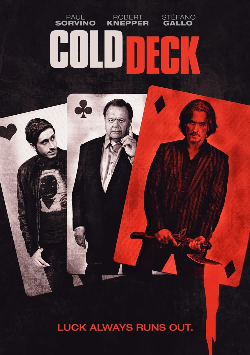 Cold Deck Watch Full Movie Free Online