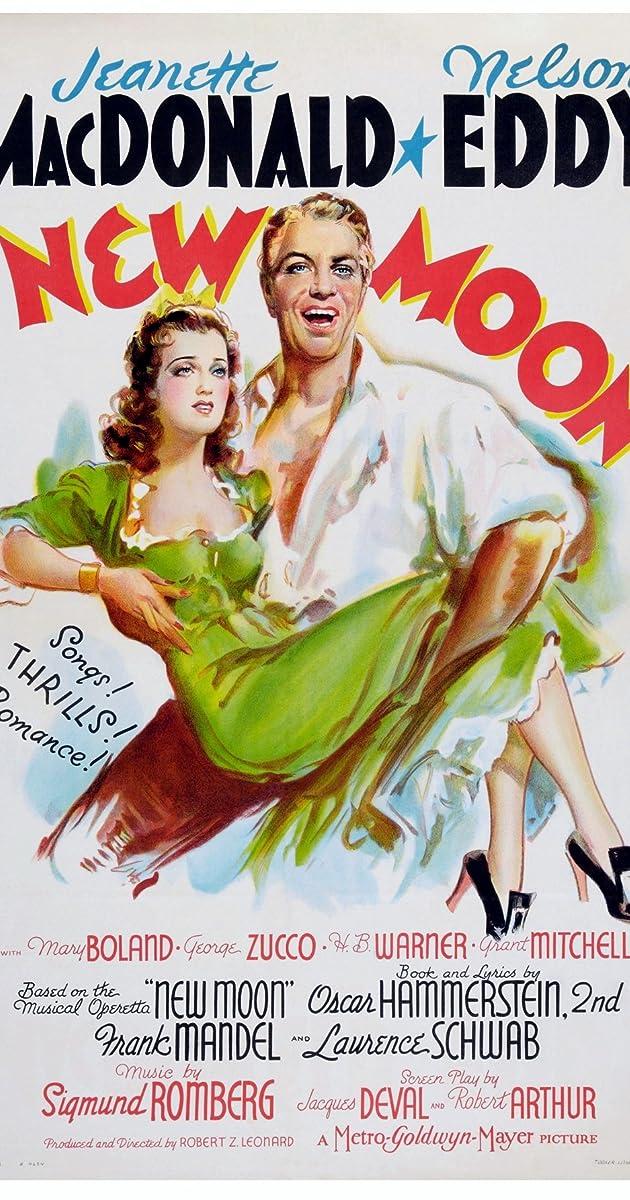 New moon 1940 soundtracks imdb ccuart Images