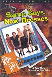 Kids in the Hall: Same Guys, New Dresses Poster