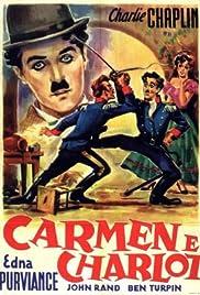 Burlesque on Carmen Poster