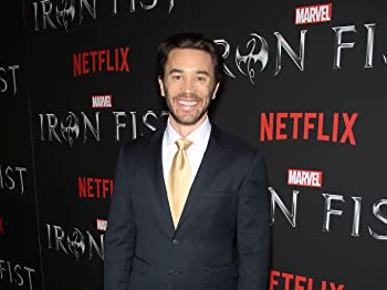 Tom Pelphrey at an event for Iron Fist (2017)