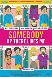 Somebody Up There Likes Me Poster