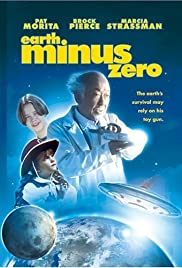 Earth Minus Zero Poster