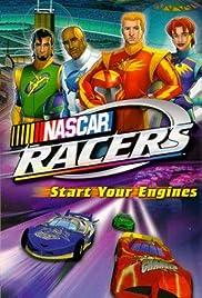 NASCAR Racers Poster - TV Show Forum, Cast, Reviews
