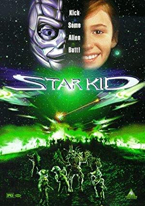 Star Kid poster