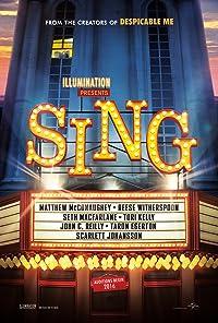 Sing 2016 Poster