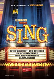 Sing (2016) Poster - Movie Forum, Cast, Reviews