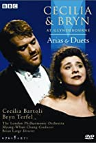 Image of Cecilia & Bryn at Glyndebourne