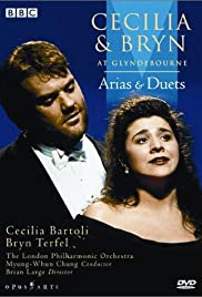 Cecilia & Bryn at Glyndebourne Poster