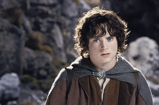 Elijah Wood in The Lord of the Rings: The Two Towers (2002)