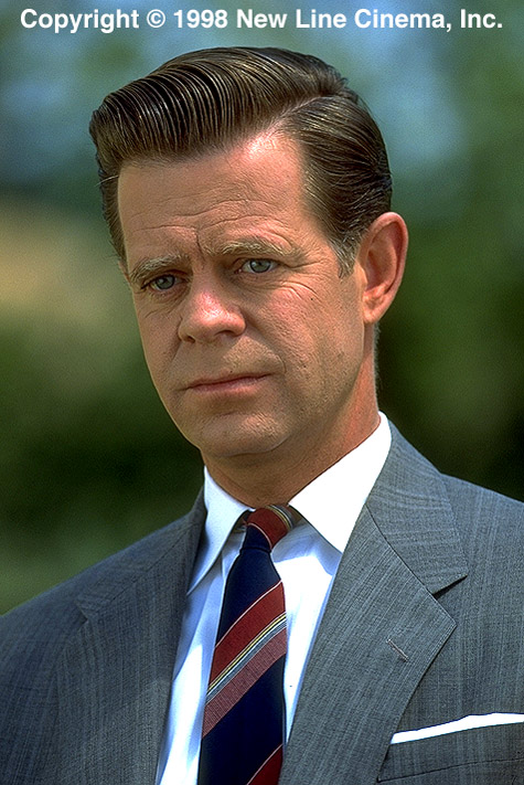 William H. Macy as George Parker