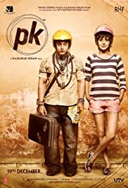 PK (2014) Poster - Movie Forum, Cast, Reviews