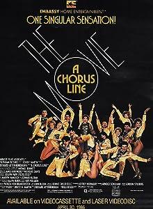 Poster A Chorus Line