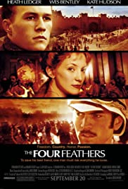 The Four Feathers (2002) Poster - Movie Forum, Cast, Reviews