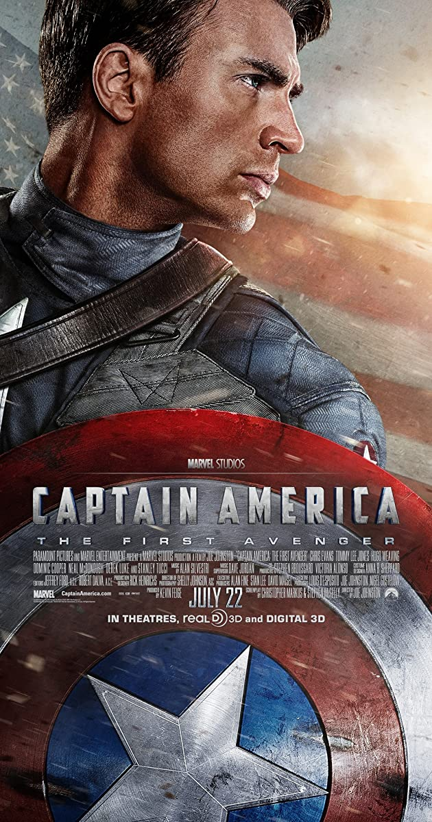 Captain America: The First Avenger 2011 BRRip