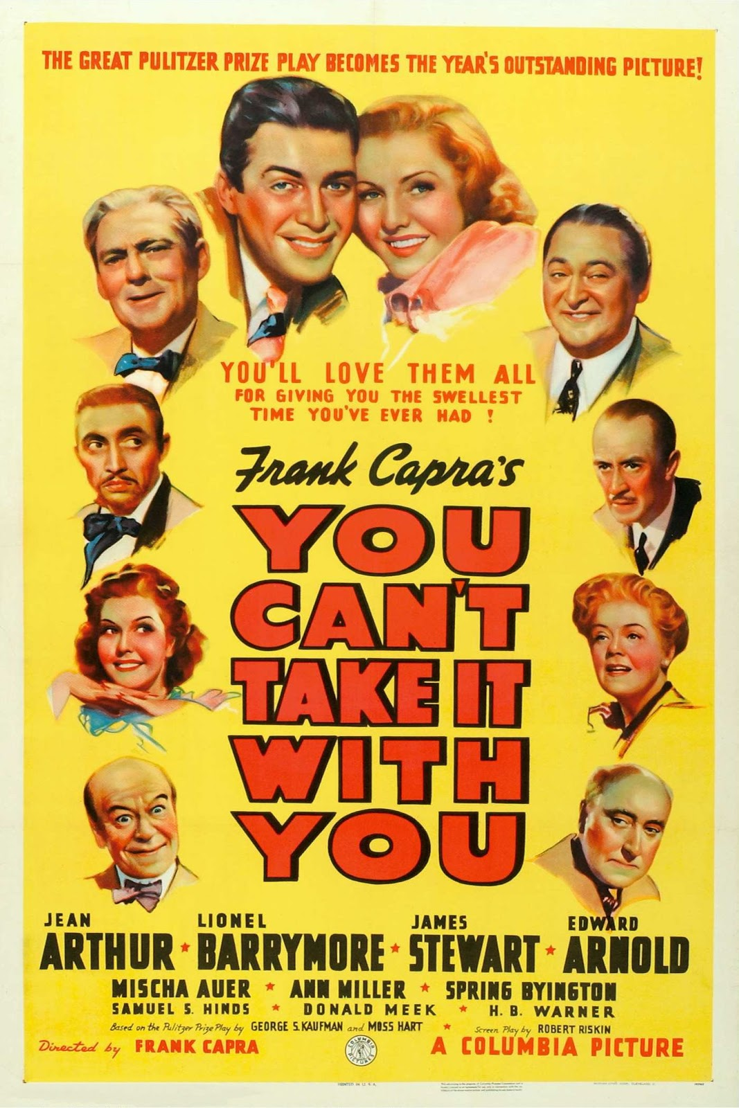 image You Can't Take It with You Watch Full Movie Free Online