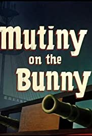 Mutiny on the Bunny Poster