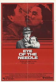 Eye of the Needle (1981) Poster - Movie Forum, Cast, Reviews