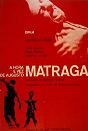 The Hour and Turn of Augusto Matraga Poster