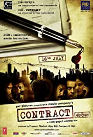 Contract (2008) Poster - Movie Forum, Cast, Reviews