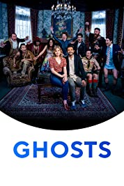 Ghosts - Season 1 poster