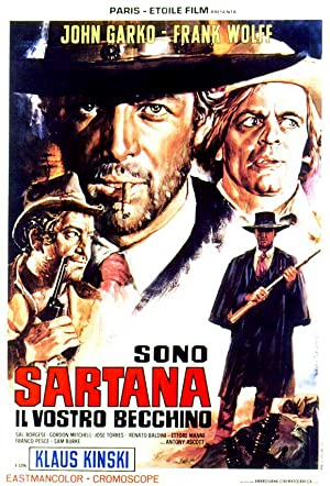 I Am Sartana, Your Angel of Death (1969)