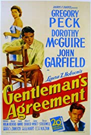 Gentleman's Agreement Poster