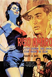 Bitter Rice(1949) Poster - Movie Forum, Cast, Reviews