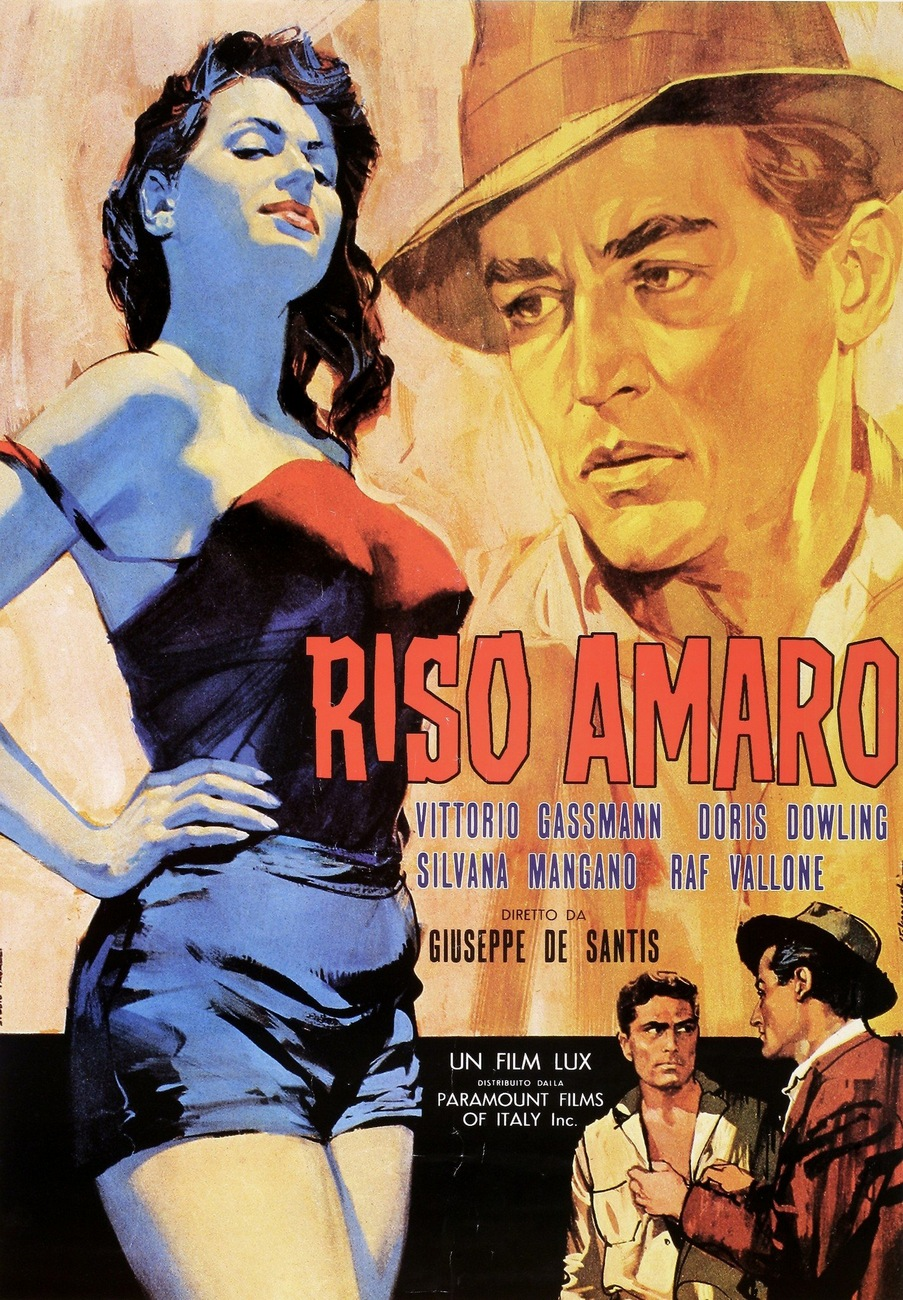 image Riso amaro Watch Full Movie Free Online