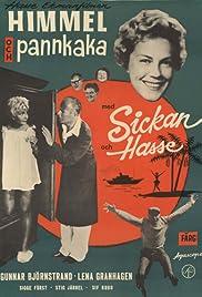 Himmel och pannkaka Poster