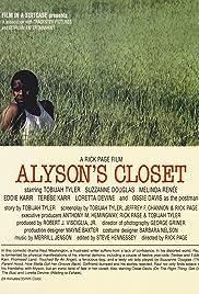 Alyson's Closet Poster