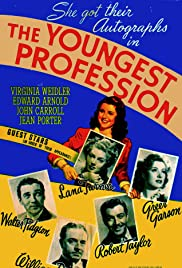 The Youngest Profession(1943) Poster - Movie Forum, Cast, Reviews