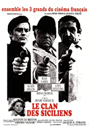 The Sicilian Clan (1969) Poster - Movie Forum, Cast, Reviews