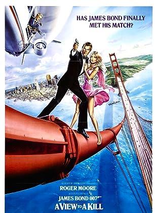 007 พยัคฆ์ร้ายพญายม - James Bond 007 A View to a Kill