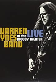 Warren Haynes Band Live at the Moody Theater Poster