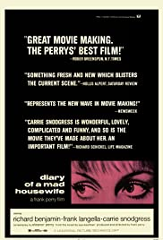 Diary of a Mad Housewife (1970) Poster - Movie Forum, Cast, Reviews