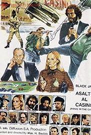 Asalto al casino Poster