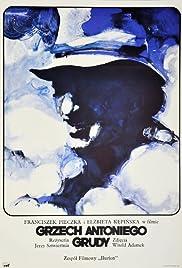Grzech Antoniego Grudy Poster