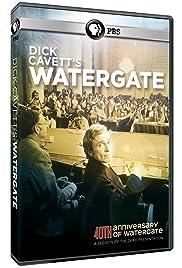 Dick Cavett's Watergate Poster