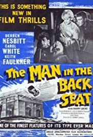 The Man in the Back Seat Poster