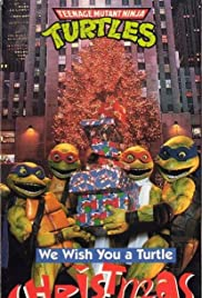 We Wish You a Turtle Christmas (1994) Poster - Movie Forum, Cast, Reviews