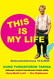 Uuno Turhapuro - This Is My Life Poster